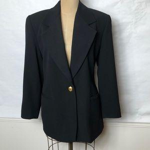 Ellen Tracy classic  black blazer